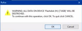 Membuat Bootable USB Flashdisk Windows 10