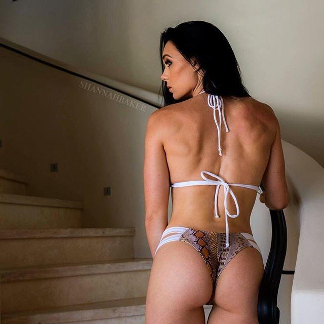 Bikini Fitness Shannah Baker