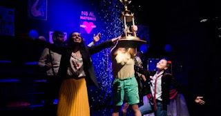 DELETRE - ANDO: El musical en Teatro DECA 3
