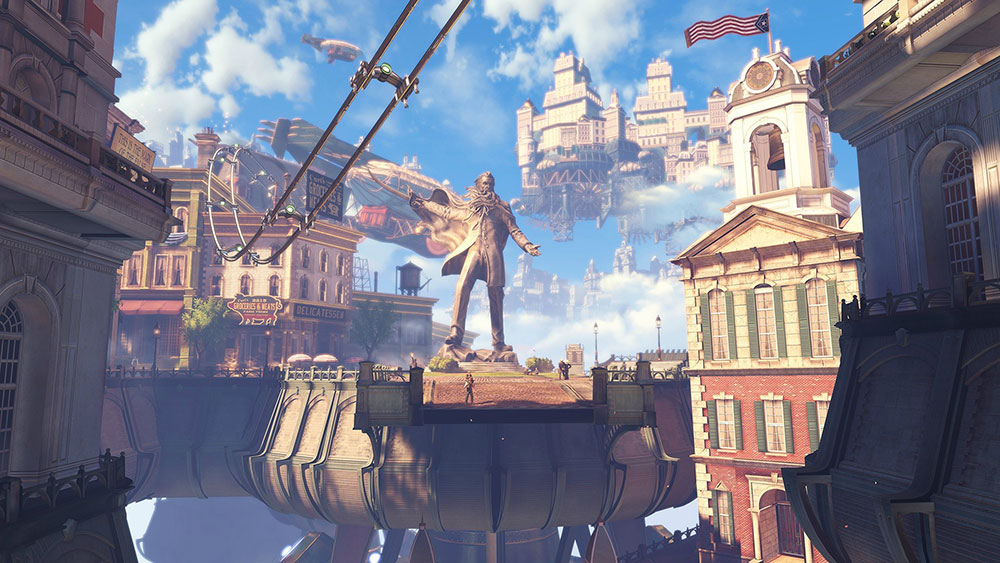Bioshock Infinite Steampunk