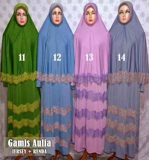 Baju Dan Jilbab Model Baju Gamis Dan Jilbab Terbaru Gamis