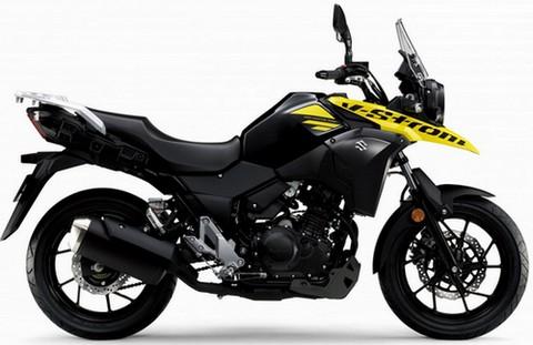 Review Suzuki V-Strom 250