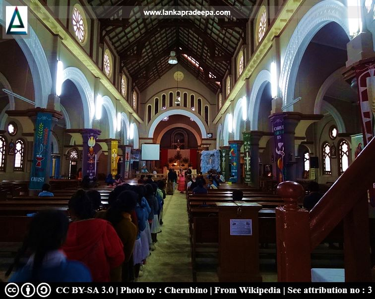 St. Xavier's Church, Nuwara Eliya