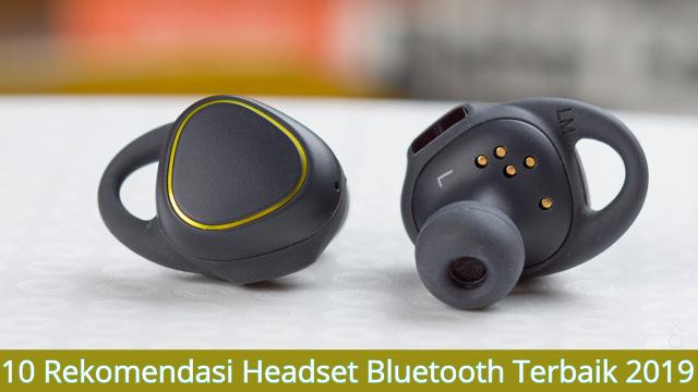 Headset Bluetooth Terbaik 2019