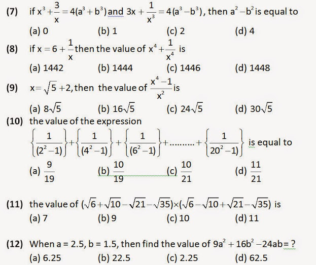 scceducation,sharma sir ,algebra, algebra,scceducation,sharma sir ,ssc,polytechnic ,Test  paper,  Algebra