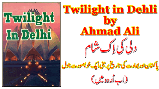 culture touches in twilight in delhi Twilight in delhi whoever commits zina should repent and turn to allah and ask his forgiveness, and resolve firmly never to commit such sin again the novel is aimed at writing about the downfall of culture and civilization of muslim india due to the arrival of british during the early 20th century.