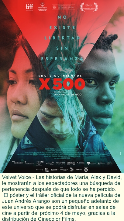 X500 – NO EXISTE LIBERTAD SIN ESPERANZA.