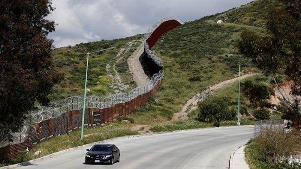 El Pentágono aprueba fondos para construcción del muro fronterizo