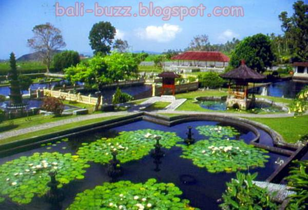 Tirta Gangga Royal Water Garden: Bali And Business: The Tirta Gangga Park