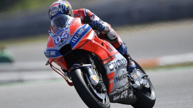 Video Full Race MotoGP San Marino: Dovizioso Juara