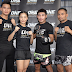 Thai MMA Superstars Grace Open Workout for One: Iron Will