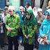 Pengasuh Ponpes Darul Rahman Surabaya Menjalankan Ibadah Umroh Bersama Istri Tercintanya