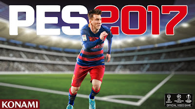 Download Pro Evolution Soccer PES 2017 Full Crack