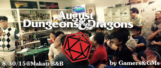 August Dungeons and Dragonsthis: