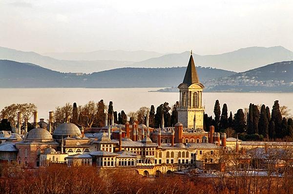Istanbul Topkapi Library