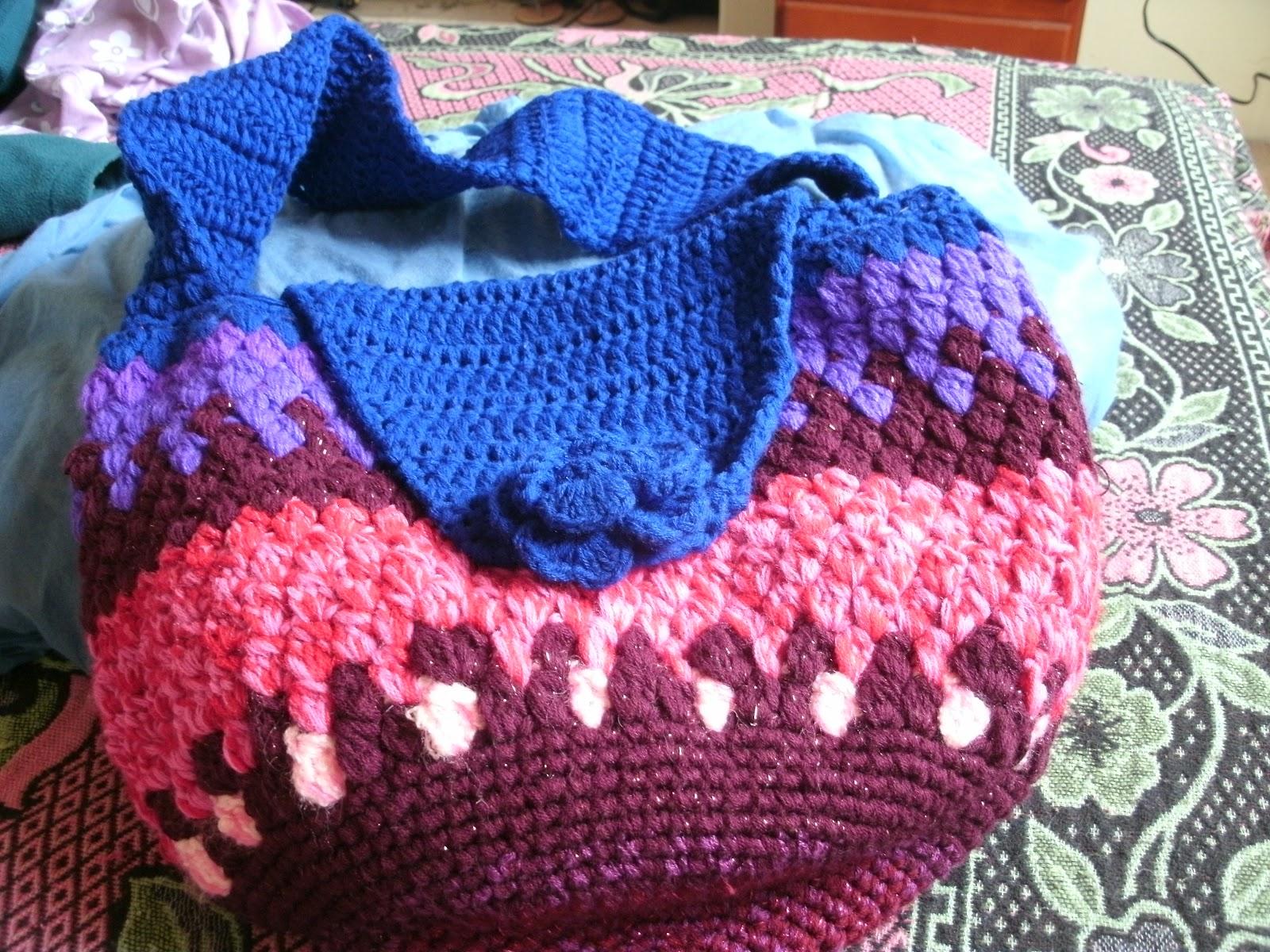 de37f4982 Bolsos Y Carteras Tejidas A Crochet | The Art of Mike Mignola