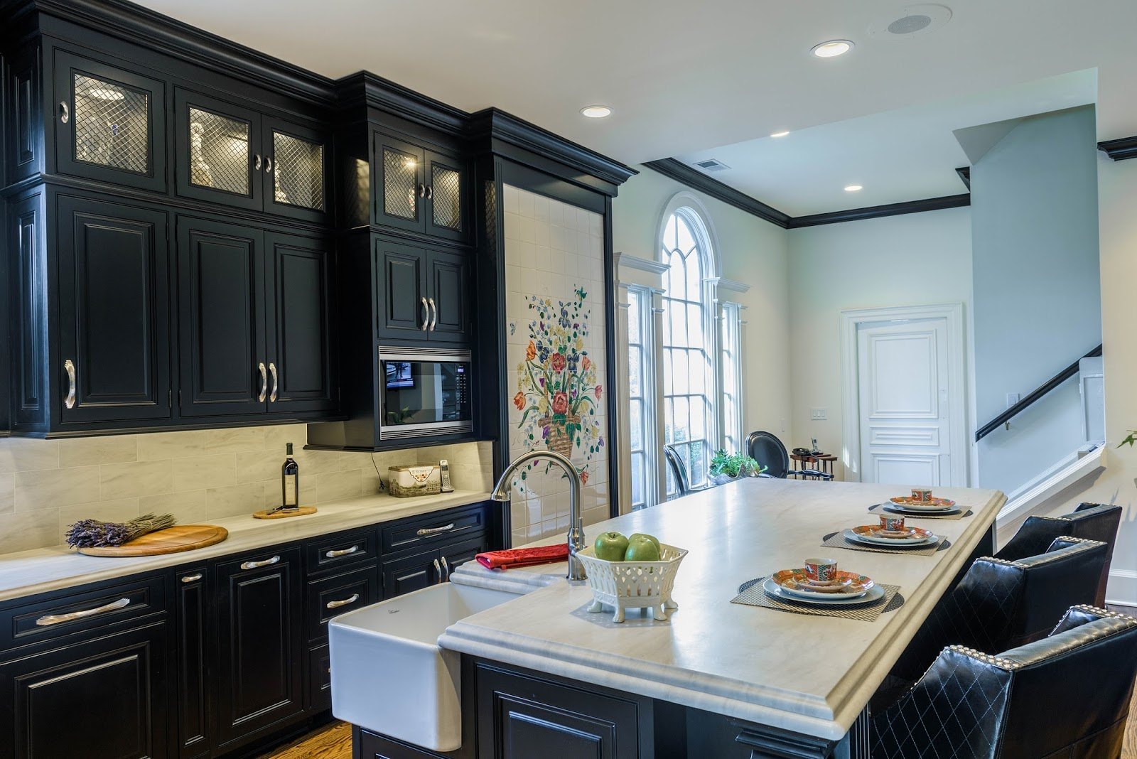 Traditional Kitchen Designs Video