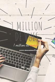 un million de vues