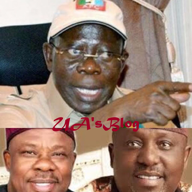 2019 presidency: What will happen to APC if Oshiomhole is not sacked – Aggrieved presidential aspirants