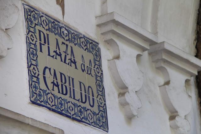 ROAD TRIP 2018 | Plaza del Cabildo [Sevilla, Espanha]