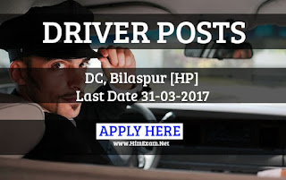 driver jobs in himachal