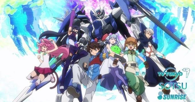 Gundam Build Divers Subtitle Indonesia Batch