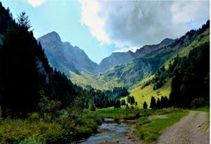 Trekking Los Alpes