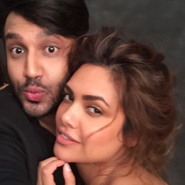 my new favourite guy.. new found love.. @aasthasharma612 back off, sorry @mohitrai youve been pushed to no.2 now cus he's no.1😛 nofilter , about today , love , 😘💋❤️, Esha Gupta Hot Selfie Pics