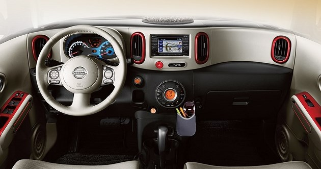 2017 Nissan Cube Redesign