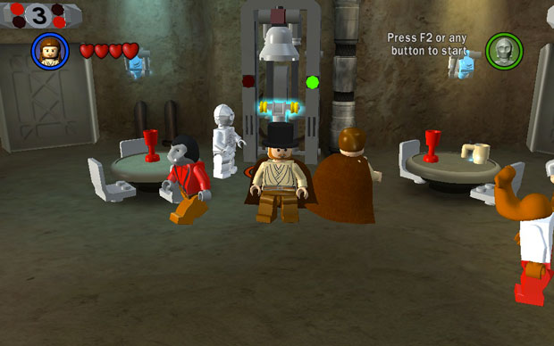Lego Star Wars The Complete Saga PC Game Full Setup