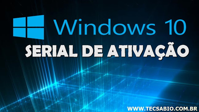 serial windows 10