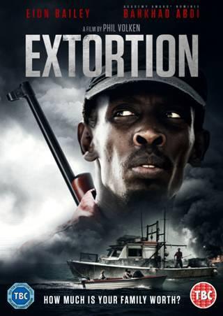 Extortion [2017] [DVDR] [NTSC] [Subtitulado]