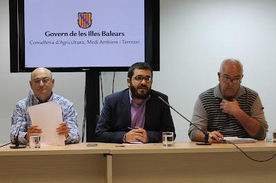 Joan Cànaves, Vicenç Vidal y Joan Mercant