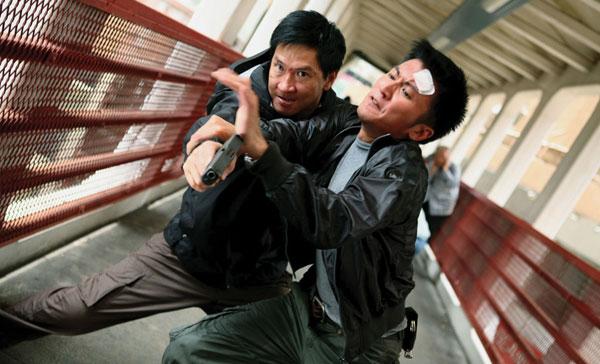 Review: BEAST STALKER 証人 (2008)