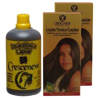 Tônico capilar crescimento de cabelo tratamento 2 unidades