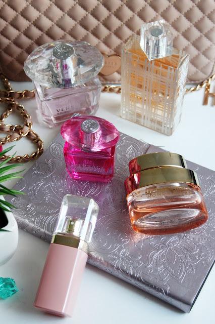 Historia pięciu zapachów