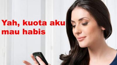 Tips AMPUH! Agar Kuota Internet Tidak Cepat Habis