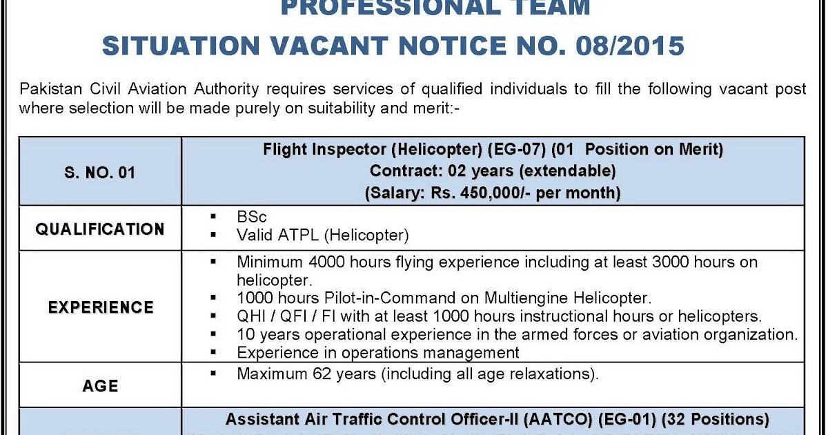32 Assistant Air Traffic Control Officer Jobs in CAA