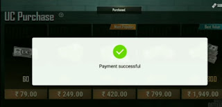 Free 8000 UC for Pubg Mobile  