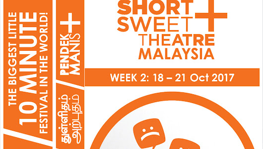 S+S Theatre Week (KL) 2017: Shortlisted Script