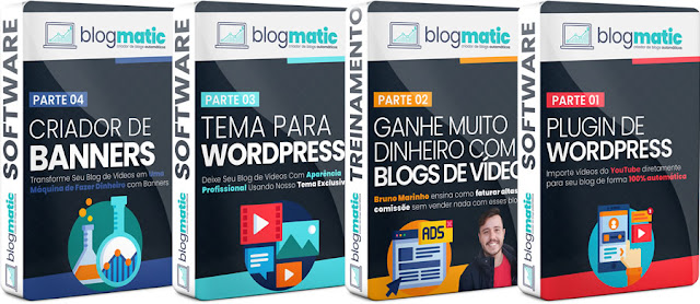 Blog Matic Como Funciona?