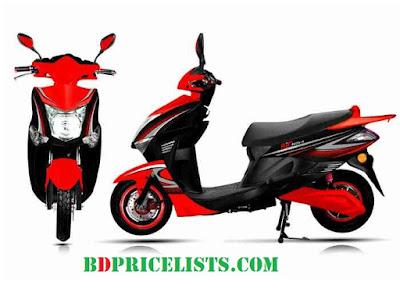 Bir Nova Electric Bike/Scooter Species & Price In Bangladesh