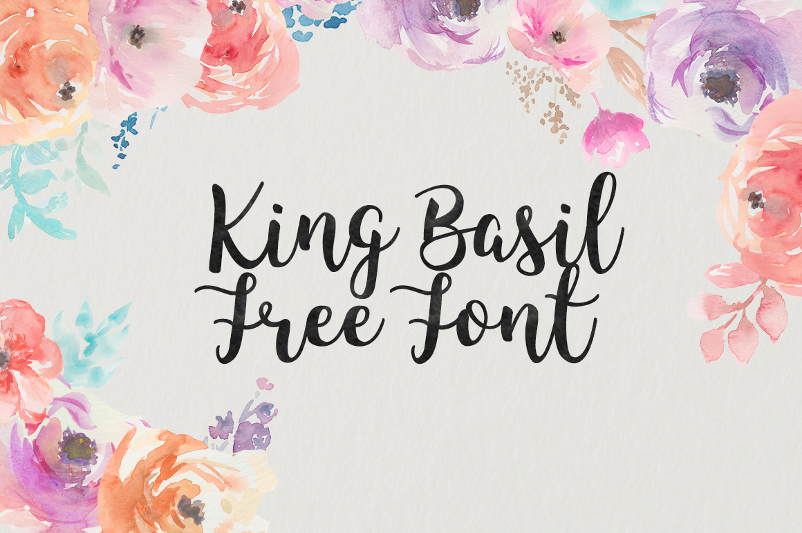 Smart Girl Wallpaper Free Download Dlolleys Help King Basil Free Brush Font