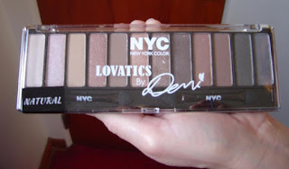 NYC New York Color Lovatics by Demi Eyeshadow  02 Natural Palette.jpeg