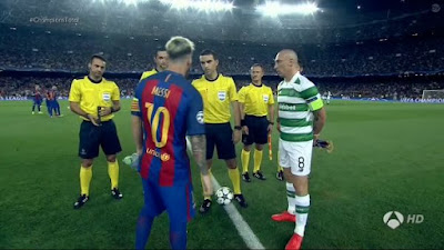 laga Barcelona Vs Glasgow Celtic