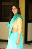 Radhika Mehrotra in Green Saree ~  Exclujsive Celebrities Galleries 034.JPG