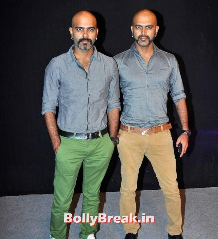 Raghu Ram, Rajiv Laxman, Star Parivaar Awards 2014 Red Carpet Photo Gallery