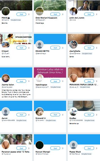 """Ketahuan! Aktivis KNPB Melakukan Aktivitas """"Pornografi"""" di Media Sosial"""
