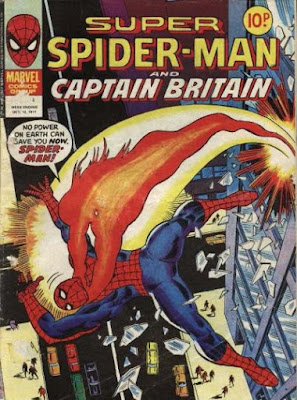 Super Spider-Man and Captain Britain #244, Will o the Wisp