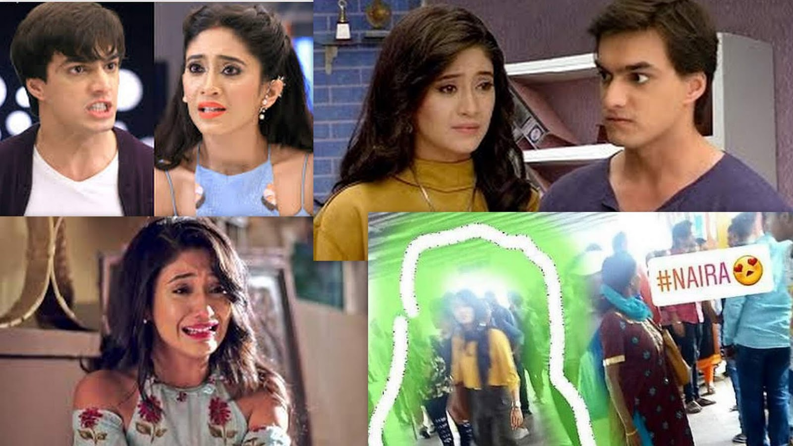 Kartik to Throw Naira Out of House Naira to Join College Post leap